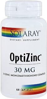 OptiZinc 30mg Solaray 60 VegCaps