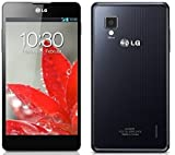 LG Optimus G E975 - Smartphone di Orange Libero,(schermo da 4,7 ', 13 MP fotocamera, da 32 GB, Quad-Core da 1,5 GHz, 2 GB di RAM, Android), Nero
