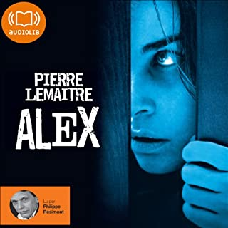 Alex [French Version] audiobook cover art