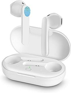 Orangeck Auriculares Bluetooth 5.0 Auricular Inalámbrico CVC 8.0 Reducción de Ruido In-Ear Auriculares Inalámbricos HIFI S...