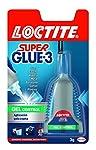 Loctite Super Glue-3 gel contr...