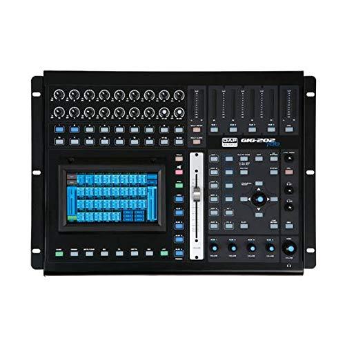 DAP-Audio Gig 202Tab 20Canal Digital mesa de mezclas con Dynamics...