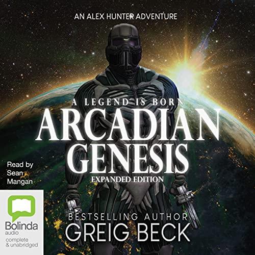Arcadian Genesis cover art