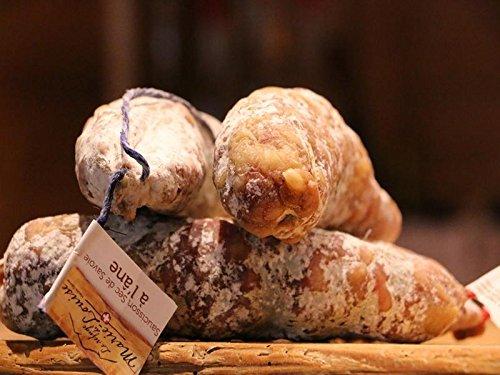 Savoy Esel-Salami - Wurst mit Schweinefleisch und Eselfleisch Rohwurst - 170gr (Französische Alpen)