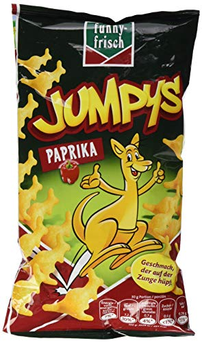 Funny-Frisch Jumpys, 10er Pack (10 x 75 g)