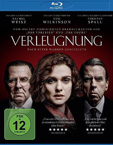 Verleugnung [Blu-ray]