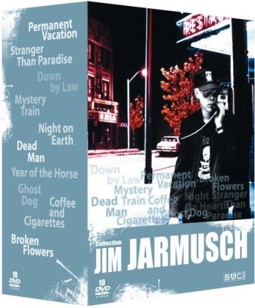 Coffret jim jarmusch : broken flowers ; dead man ; stranger than parradise ; ghost dog ; night on earth ; permanent vaca [Francia] [DVD]
