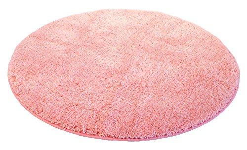 Mesana Tappeto Rotondo Rosa Ø 90 cm