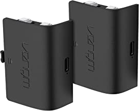 Venom Xbox Controller Rechargeable Battery Twin Pack - Black (Xbox Series X, Xbox Series S)
