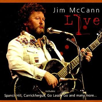 Jim McCann Live