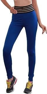 Spbamboo Womens Leggings Hight Waist Yoga Fitness Stretch Sports Pants Trouser