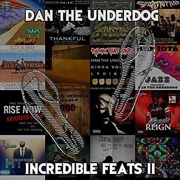 Incredible Feats II