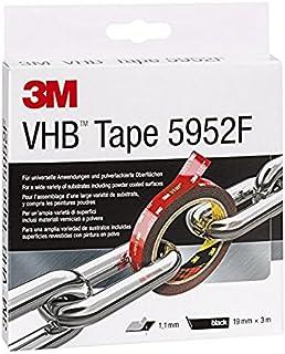 3M VHB 7000033156 Cinta Adhesiva, 19 mm X 3 m, 1unidad
