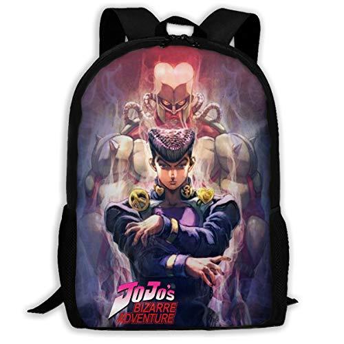 Boys Girls JoJo's Bizarre Adventure Backpack Shoulder Bags School Bags For Kids Bookbag Travel Bag Laptop Bag