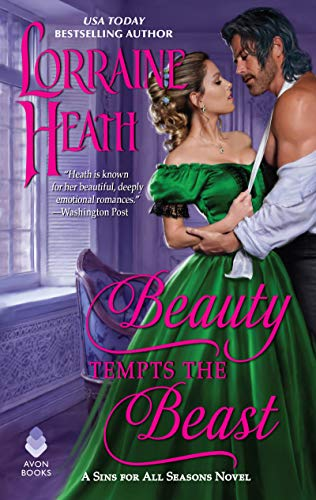 Beauty Tempts the Beast: A Sins for All Season Novel (Sins for All Sea