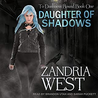 Daughter of Shadows cover art