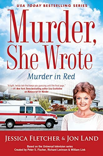 Murder She Wrote Murder in Red product image