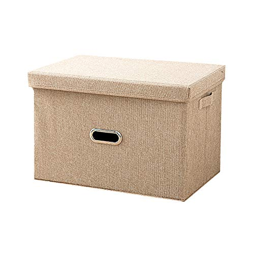 ZUOLUO Caja Almacenamiento Cajas de almacenaje Decorativas Carton Los niños Cajas de...