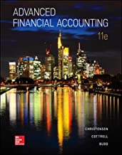 advanced accounting books
