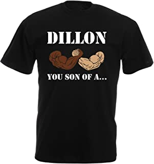 Dillon, You Son of A, Mens Printed T-Shirt