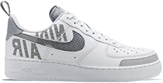 Air Force 1 '07 Lv8 2 Mens Sneakers BQ4421-100, White/Wolf Grey-Black, Size US 14