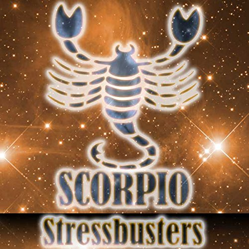 Scorpio Stressbusters audiobook cover art