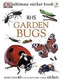 Ultimate Sticker Book Garden Bugs (Ultimate Stickers)