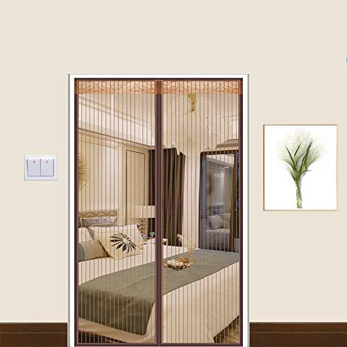 WYSTLDR Velcro Scewn Anti Moskito Insekt Magnetische Tür Netz Soft Screen Vorhang Sommer Fenster Netting Raumteiler Netting Inset