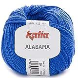 Lanas Katia Alabama Ovillo de Color azulon Cod. 59