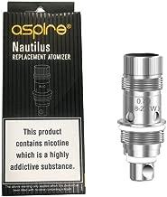 Resistenza Aspire Nautilus BVC 0.7ohm Pacchetto di 5 Per l' Aspire Zelos / Nautilus 2 Tank E-Sigaretta Senza Nicotina