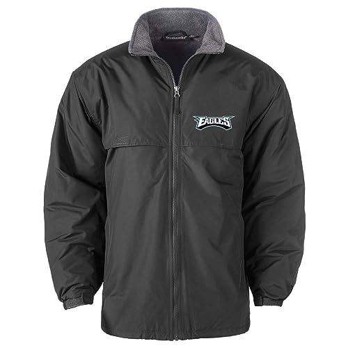 350f76fee Dunbrooke Apparel NFL Triumph Fleece Lined Jacket
