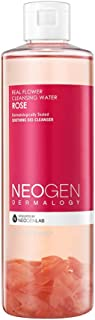 NEOGEN DERMALOGY REAL FLOWER CLEANSING WATER ROSE 9.9 oz / 300ml