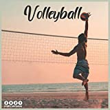 Volleyball 2021 Calendar: Official Volleyball Sport Wall Calendar 2021, 18 Months