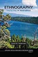 Ethnography: Step-by-Step (Applied Social Research Methods) by David Fetterman(2009-10-12)