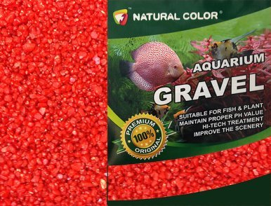 Natural Colour natürlichen Farbe Aquarium Kies,