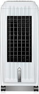Ventilador del aire acondicionado, filtro del radiador de la casa móvil, enfriador de aire del tanque de agua 6L, 75W