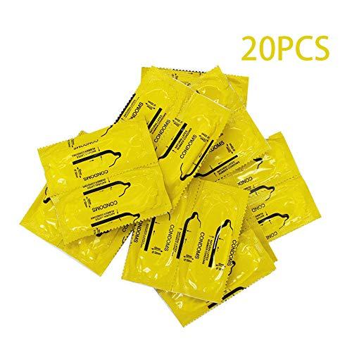 RiSheng Condom-5 X Gallo Fino Productos Suministros De Preservativos Privacidad Sexo Caucho Natural De Látex Pene Preservativo Masculino Anticoncepción Segura