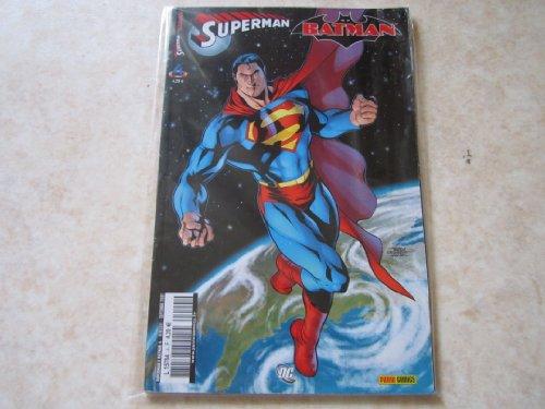 SUPERMAN ET BATMAN N° 4 plus haut, plus loin ! 2 (sept 2007)