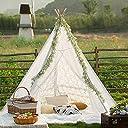 Huge Teepee Boho Tent Lace Teepee Tent for Girls