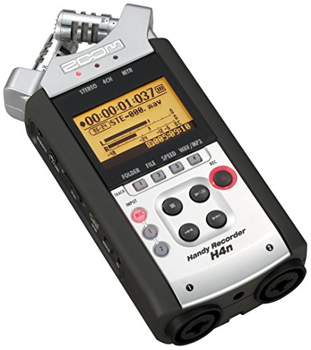 ZOOM H4NSP/GE Tragbarer MP3-/Wellenrekorder