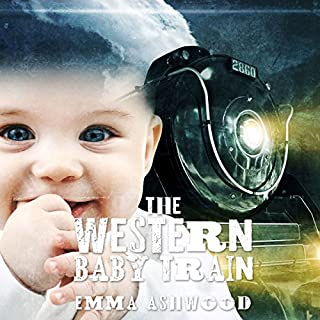 Mail Order Bride: The Western Baby Train cover art