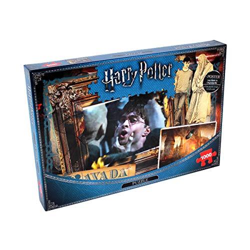 Harry Potter Avaka Kedavra Puzzle - 1000 Stukjes - Speciale Editie - Legpuzzel - Voor kinderen