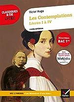 Les Contemplations, Livres I à IV (Bac 2021) - Suivi du parcours « Les Mémoires d'une âme » de Hugo
