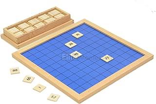 Elite Montessori Hundred Board Preschool Learning Material