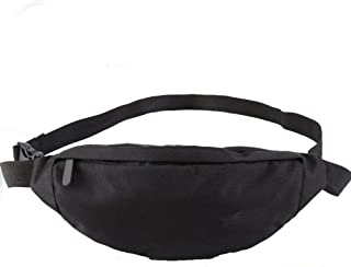 Fanny Pack Waterproof Fashion Slim Waist Bag Hip Bum Bag for Men and Women with Adjustable Strap for Outdoors Workout Trav...