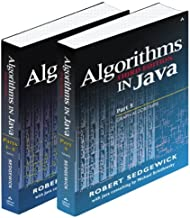 Bundle of Algorithms in Java, Third Edition, Parts 1-5: Fundamentals, Data Structures, Sorting, Searching, and Graph Algorithms (3rd Edition) (Pts. 1-5)