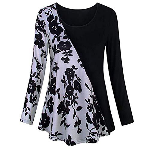 ZODOF Camisetas Mujer Verano Blusa Mujer Elegante Camisetas Mujer Fiesta Algodón Tops Mujer Fiesta Camisetas Sin Hombros Mujer Tops Mujer Fiesta