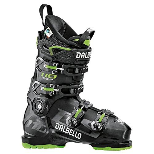 Dalbello DS 110 MS Black, Scarponi da Sci Uomo, Nero, 28.5