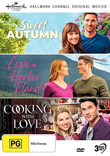 Hallmark 3 Film Collection (Sweet Autumn/Love on Harbor Island/Cooking with Love)