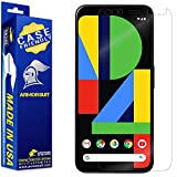 ArmorSuit MilitaryShield [Case Friendly] Screen Protector for Google Pixel 4 (2019)- Anti-Bubble HD Clear Film